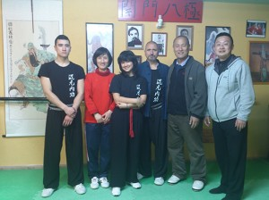 Visita M.Chen 1