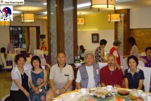 Con los maestros